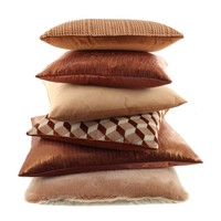 Cushion Ferro Marsala