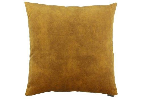 CLAUDI Cushion Adona Mustard
