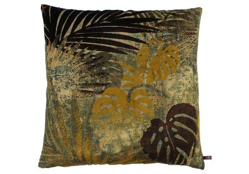 CLAUDI Kussen Palm Island Copper