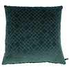 CLAUDI Cushion Assane in color Emerald