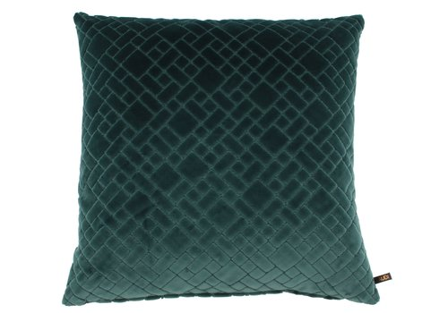 CLAUDI Cushion Assane Emerald