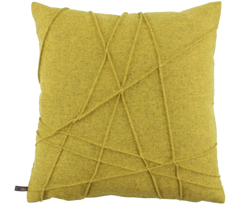 Cushion Cacey color Mustard