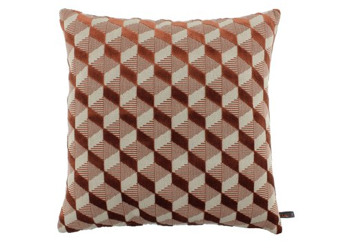 CLAUDI Cushion Damien Rust