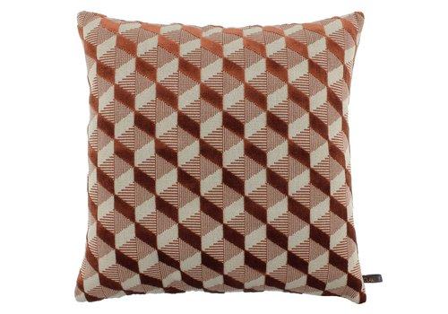 CLAUDI Cushion Damien Rust