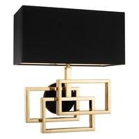 Wandlampe 'Windolf' - Gold