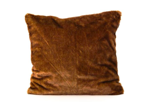 "Dome Deco Cushion 'Jin"" Rust"