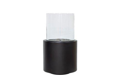 Dome Deco Designer-Windlicht Anthracite