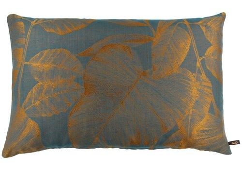 CLAUDI Cushion Caly Petrol / Copper