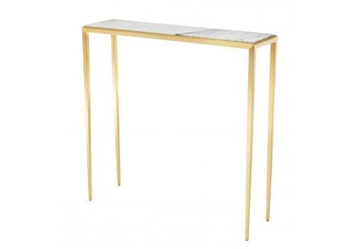 EICHHOLTZ Design console table 'Henley' S - Gold