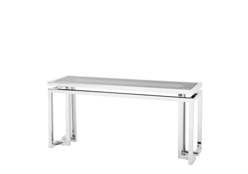 EICHHOLTZ Console tafel 'Palmer'