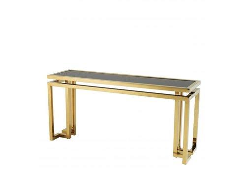 EICHHOLTZ Console tafel 'Palmer' - Gold