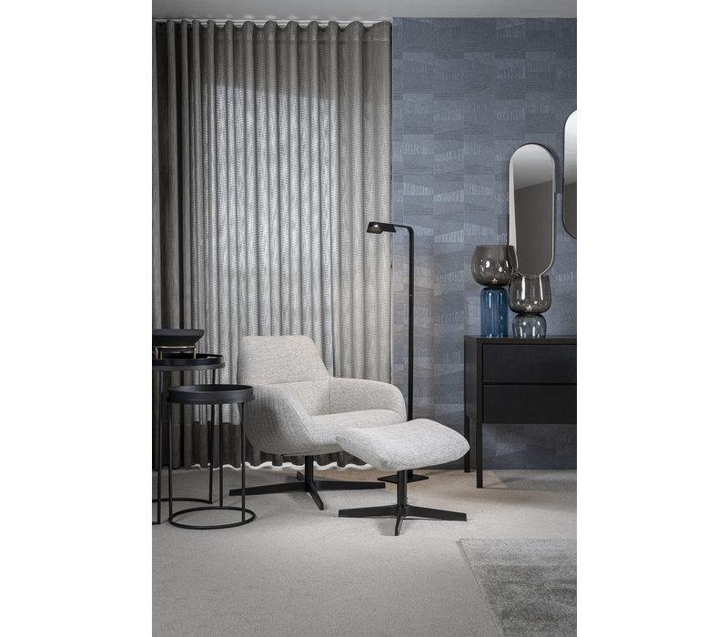 Lounge Stoel Met Voetenbank.Lounge Chair Finley Met Voetenbank Wilhelmina Designs