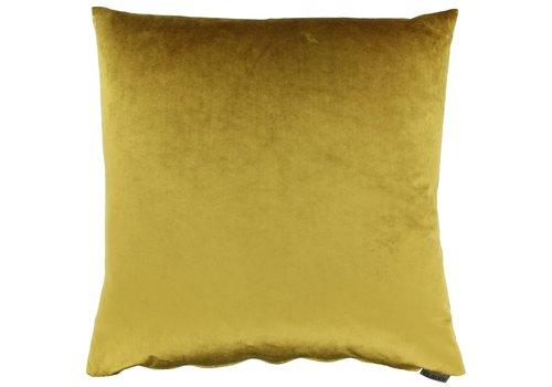 CLAUDI Cushion Paulina Mustard