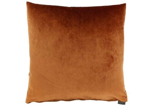 CLAUDI Cushion Paulina Rust