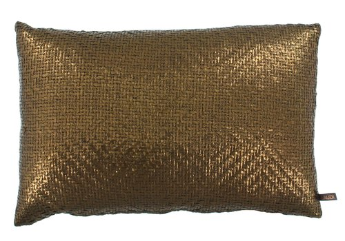 CLAUDI Cushion Dorathe Bronze