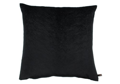CLAUDI Cushion Perla Black