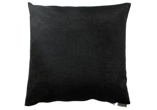 CLAUDI throw pillow Esta Black