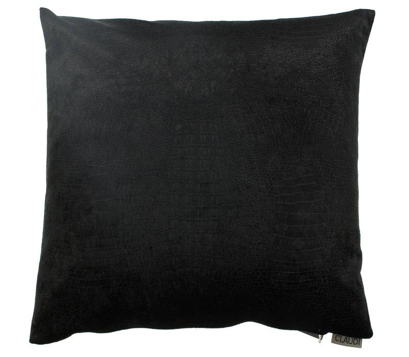 Throw pillow Esta color Black