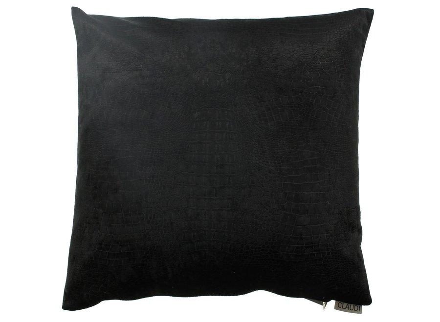 Sierkussen Esta kleur Black