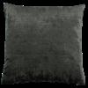 CLAUDI Zierkissen Esta Farbe Dark Taupe