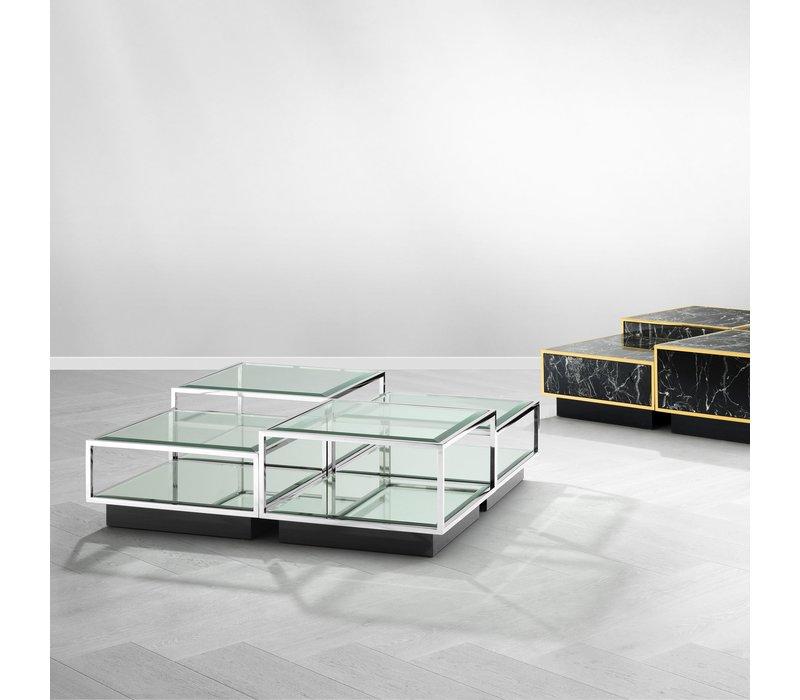 Salontafel 'Tortona' set of 4 | 32 & 40 cm