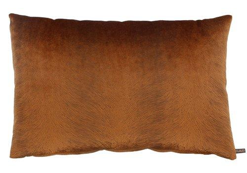CLAUDI Cushion Perla Orange