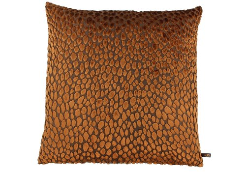 CLAUDI Cushion Speranza Burned Orange