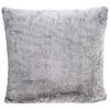Winter-Home Cushion faux fur 'Karibu'