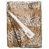Winter-Home Felldecke 'Snow Leopard' in 140 x 200cm