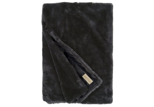 Winter-Home Bontplaid - Guanaco Anthracite