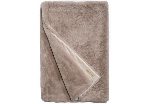 Winter-Home Bontplaid - Guanaco Pearl