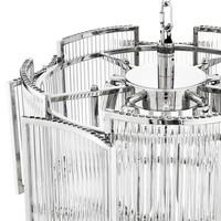 Chandelier 'Jet Set' met helder glas