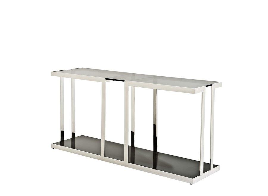Design console tafel Treasure   150 x 40 x H. 74 cm