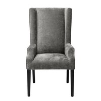 Dining room chair 'Tempio' Clarck Gray