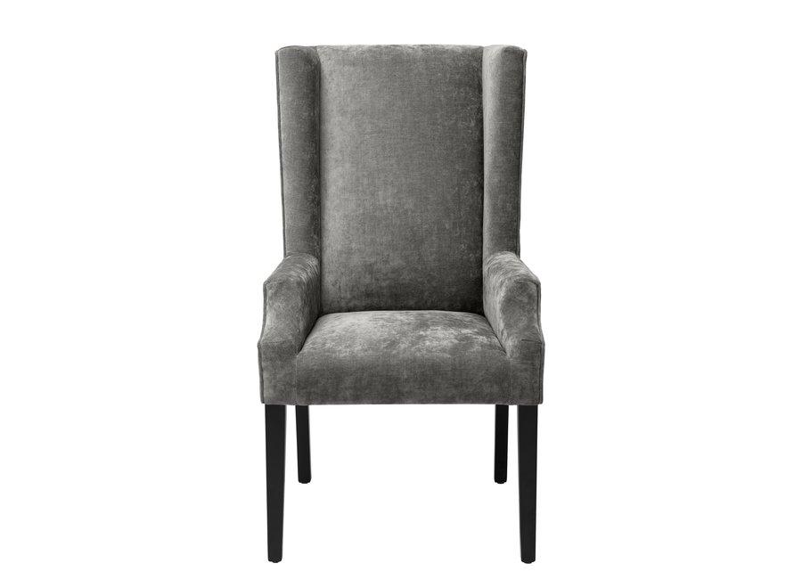 Esszimmerstuhl 'Tempio' Clarck Grey
