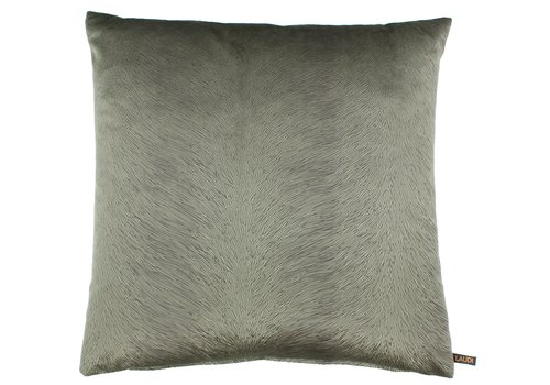 CLAUDI Cushion Perla Taupe