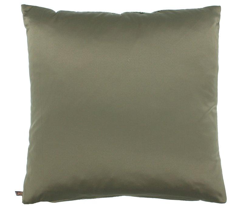 Cushion Perla color Taupe