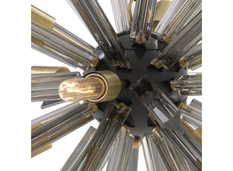 Hanglamp Chandelier Equalizer S brons
