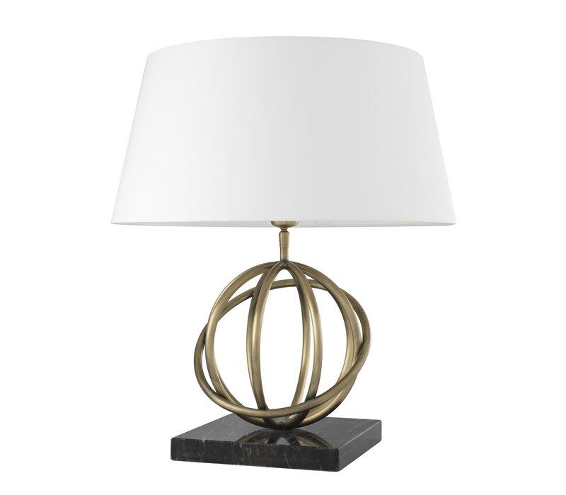 Tafellamp 'Edition'  Antique Messing