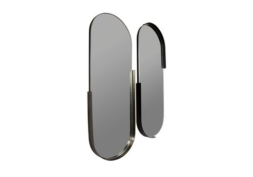 Dome Deco Oval mirrors - S2