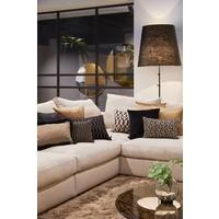 Cushion combination Black & Gold: Dafne, Lynzee & Petter