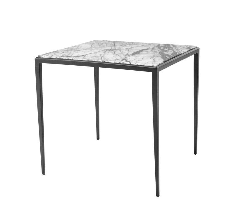 Design side table 'Henley' Bronze 60x60x58cm
