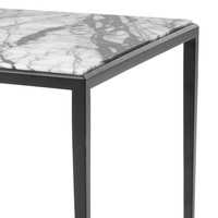 Design Beistelltisch 'Henley' Bronze 60x60x58cm