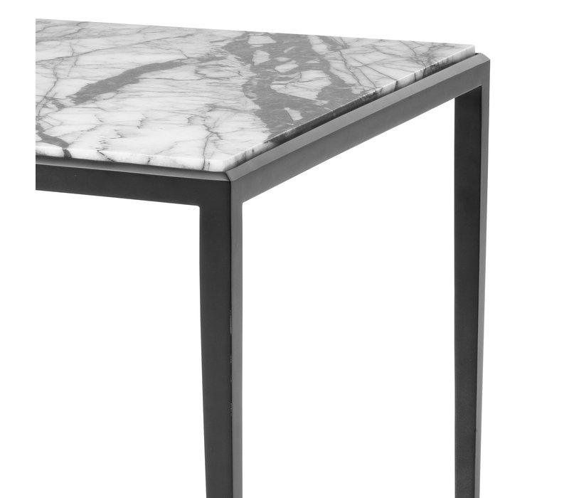 Design bijzettafel 'Henley' Bronze 60x60x58cm