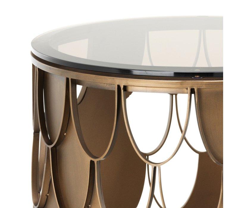 Designer-Beistelltisch 'L'indiscret' 50 x 55 cm