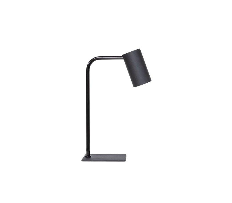 Table lamp 'Matt Black'