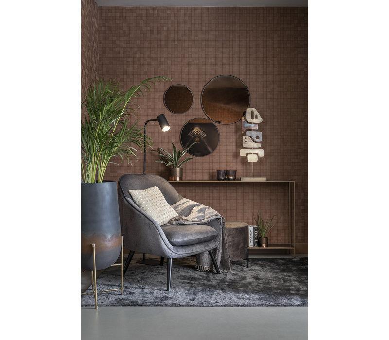 Vloerlamp 'Matt Black' heeft een elegant design