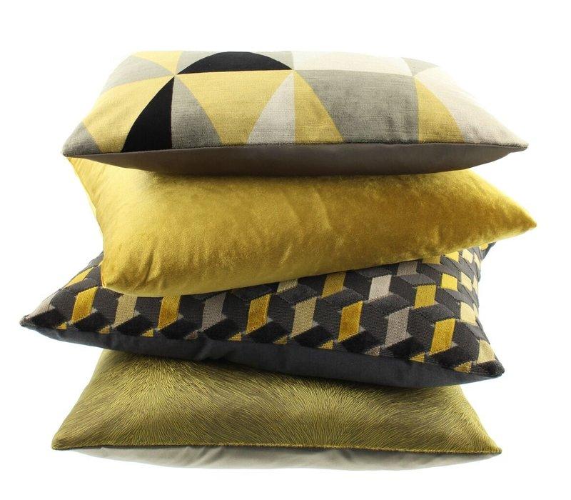 Cushion Fidelie Mustard