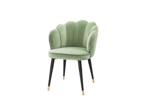 EICHHOLTZ Dining room chair - Bristol - Pistachio Green