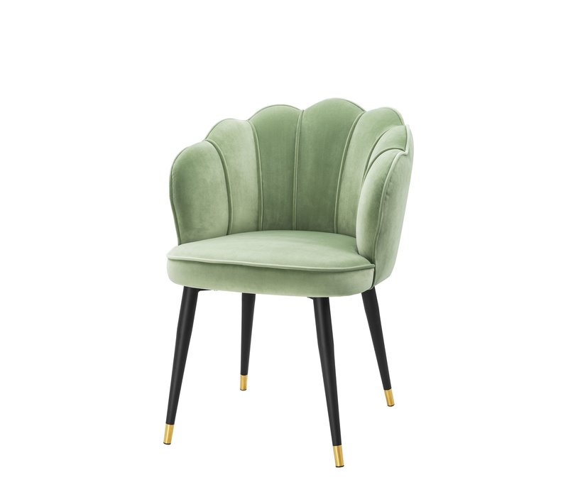 Dining room chair 'Bristol' Pistachio Green